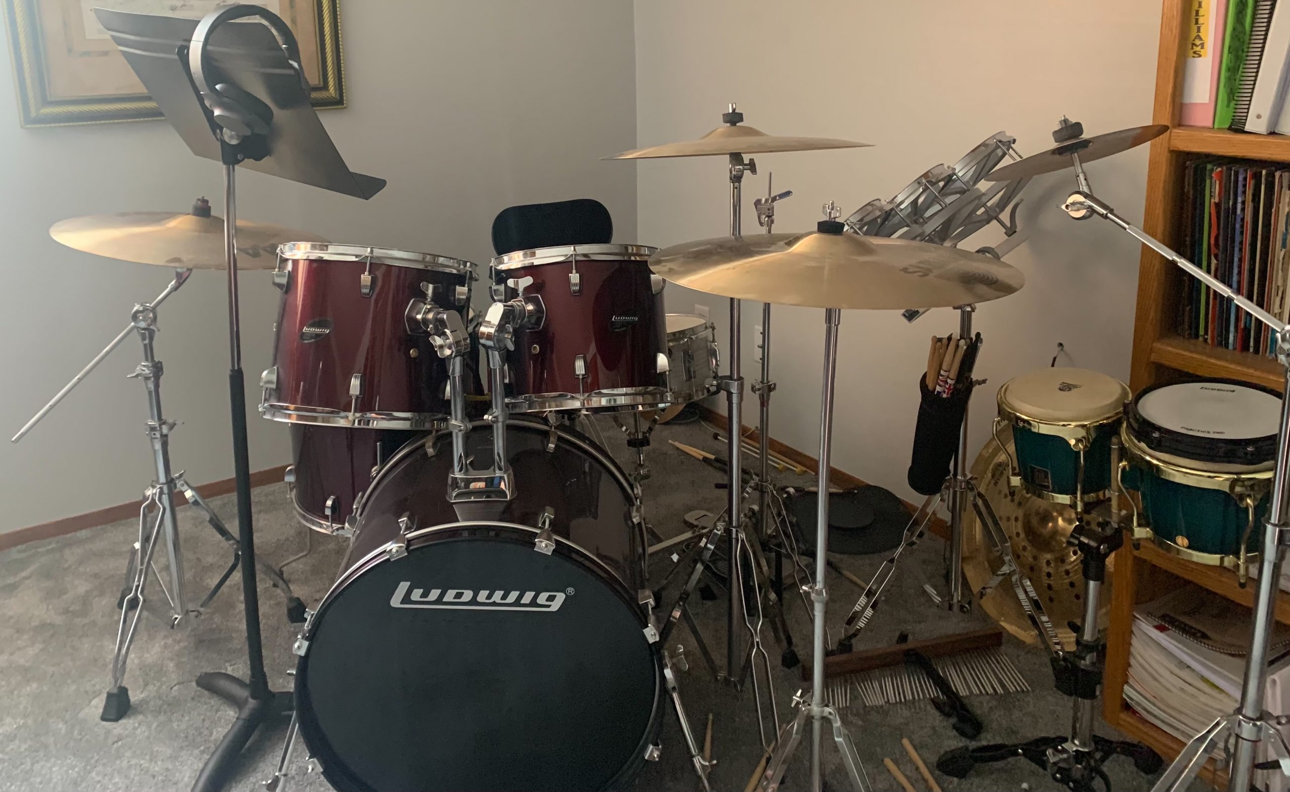 Drum Lessons In Mn At Reisinger Conservatory Of Music Home Studio